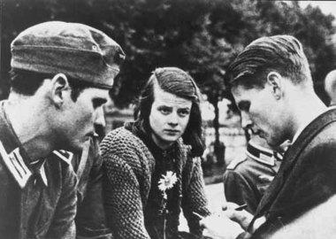 sophie scholl, foto: gedenkstätte deutscher widerstand