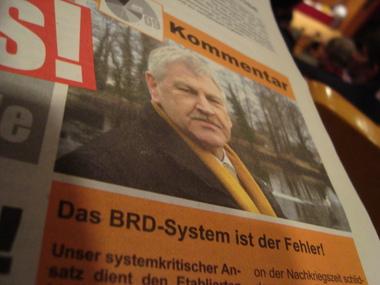 Das BRD-System ist der Fehler