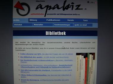Apabiz-Website