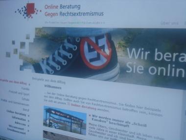 Online Beratung gegen Rechts
