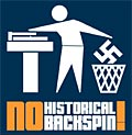 No historical backspin